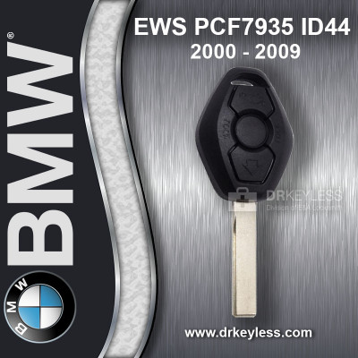 Aftermatket BMW Z8 Remote Head Key ID44