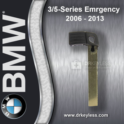 Aftermarket BMW X5-Series Emergency Key