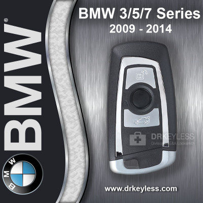 REFURBISHED BMW 5-Series Smart Key