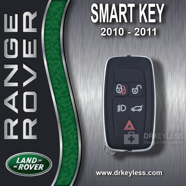 Land Rover Smart Key / 2010 - 2011