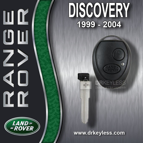 Land Rover Discovery Remote Key / N5FVALTX3 / 1999 - 2004