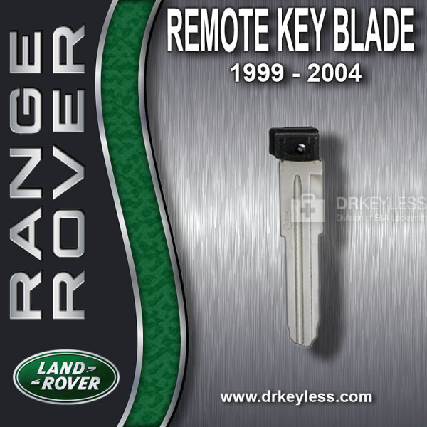 Land Rover Discovery Remote Key Blade / 1999 - 2004