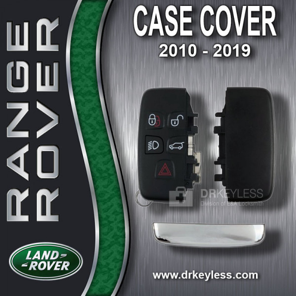 Land Rover Smart Key Case Cover / High Security / 2010 - 2019
