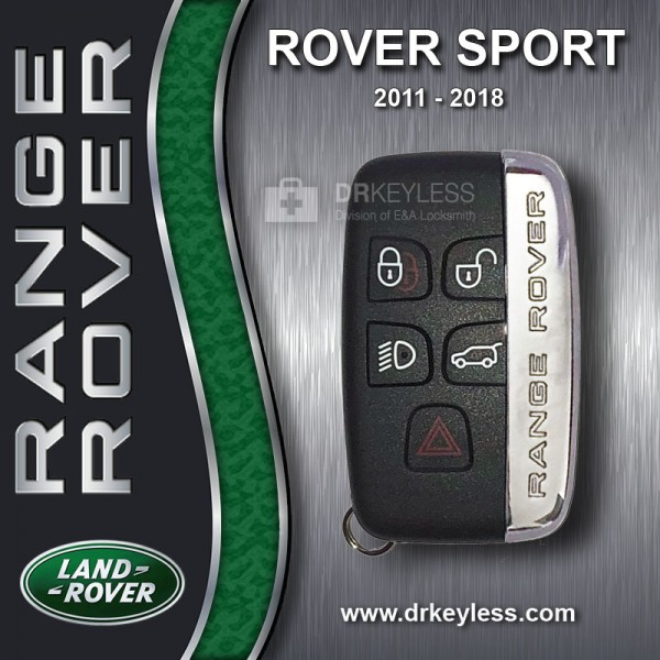 Range Rover Sport Smart Key