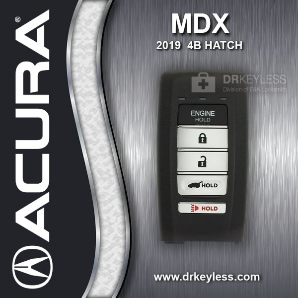 REFURBISHED Acura MDX OEM Smart Key
