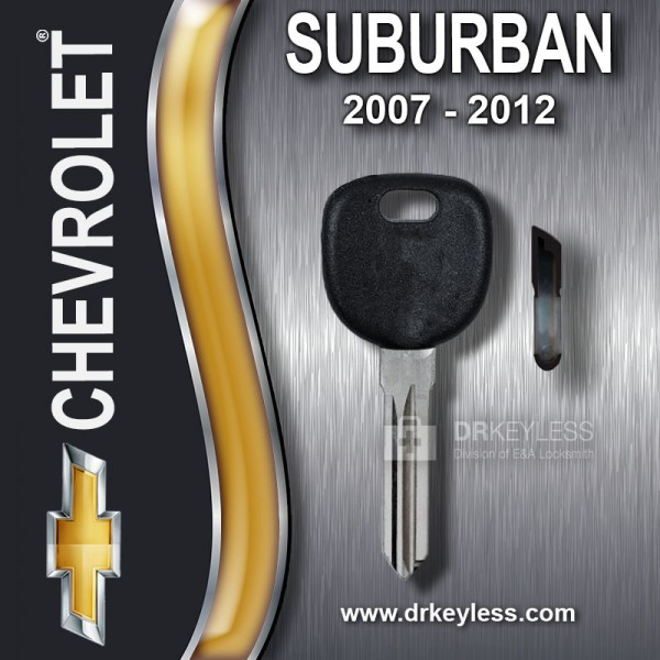 Aftermarket Chevrolet Suburban Z Keyway Shell / 2007 - 2012