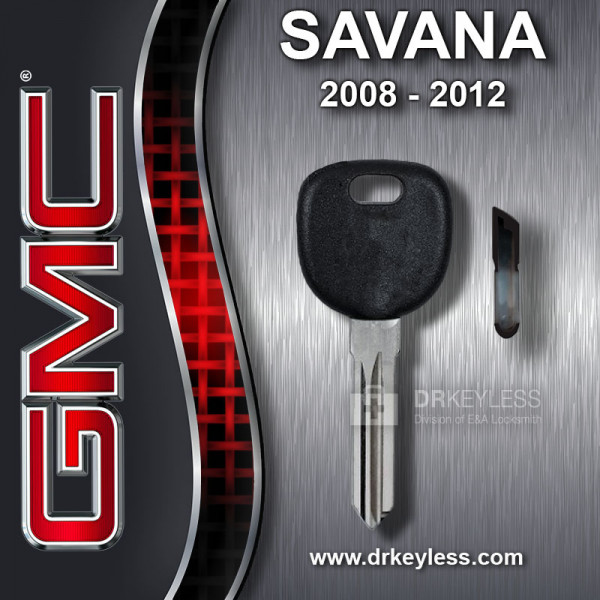 Aftermarket GMC Savana Z Keyway Shell / 2008 - 2012
