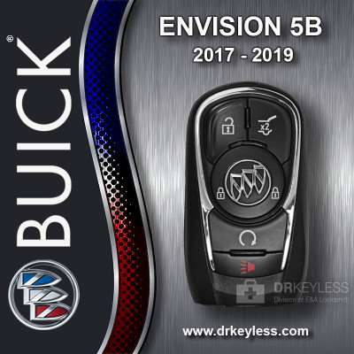 Buick ENVISION HYQ4AA 2017 - 2019