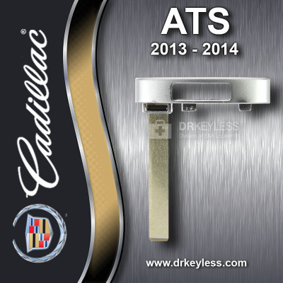 AFTERMARKET Cadillac ATS High Security Emergency Blade 2013 - 2014