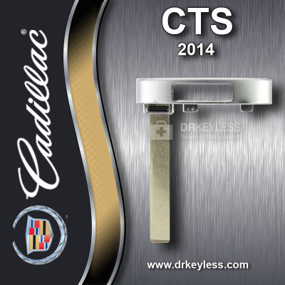 AFTERMARKET Cadillac CTS High Security Emergency Blade 2014