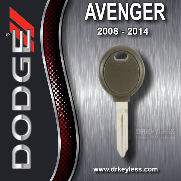 Dodge Avenger Transponder Key 692352 / 2008 - 2014