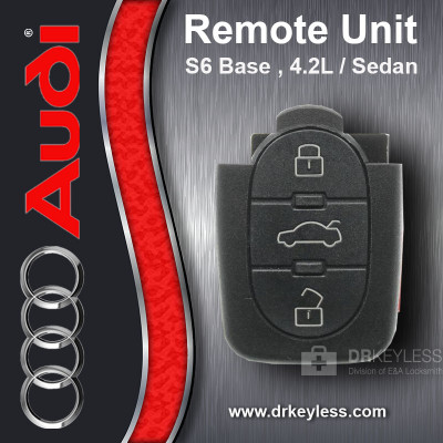 REFURBISHED Audi S6 Base / 4.2L / Sedan 1998-2004