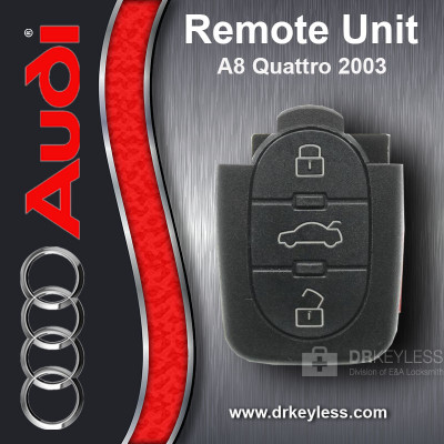 REFURBISHED Audi A8 Quattro 2003
