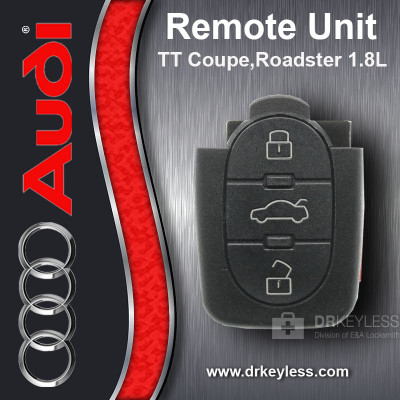 REFURBISHED Audi TT Coupe / Roadster 1.8L 1999-2002
