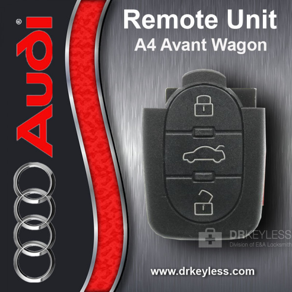 REFURBISHED Audi A4 Avant / Wagon 1998-2002