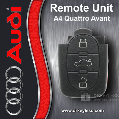 REFURBISHED Audi A4 Quattro Avant 2003 - 2005