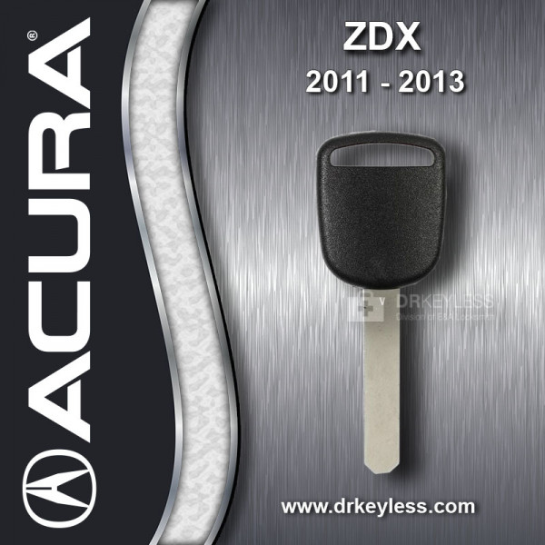 Acura ZDX High Security Transponder