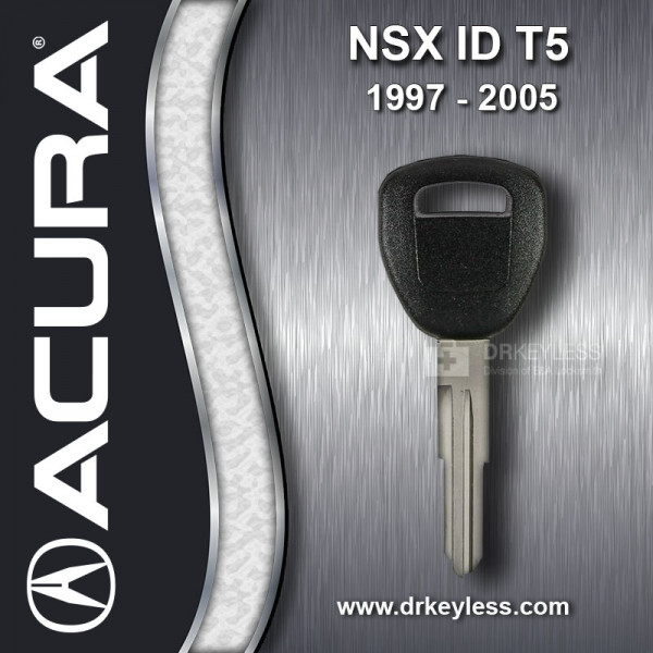 Acura NSX Cloneable ID T5
