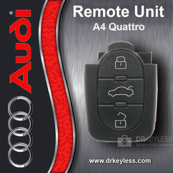 REFURBISHED Audi A4 Quattro 2003 - 2006